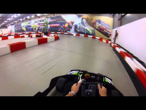 Power Kart Raceway Canberra