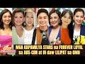 Mga KAPAMILYA STARS na FOREVER LOYAL daw sa ABS CBN at HINDI LILIPAT sa GMA
