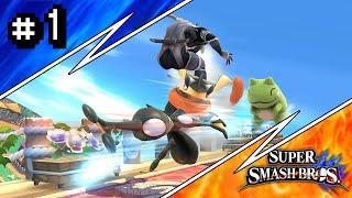 Super Smash Bros Wii U #1 | Just for Fun!