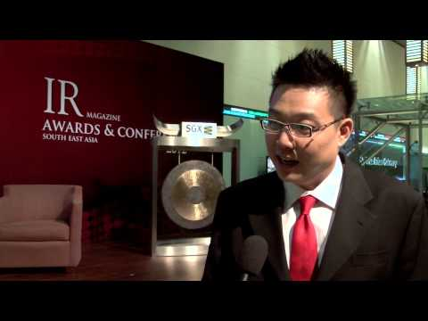 CIMB's Steven Tan on his IR strategy