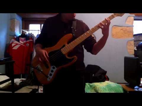 Talking Heads - And She Was Bass Cover