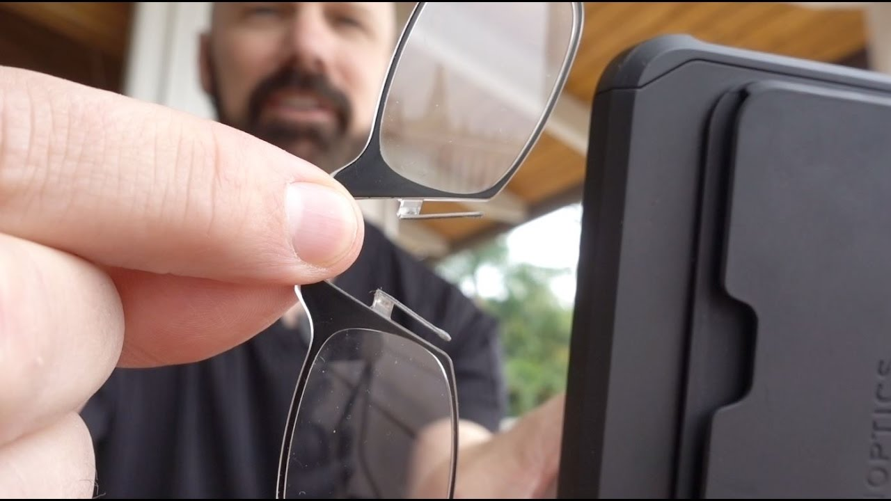 fcdd1ee3a6fe ThinOptics Review  Compact Reading Glasses - YouTube