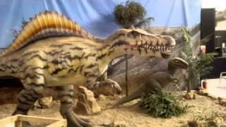 Dinosaurios! Invaden la Ciudad - Mérida