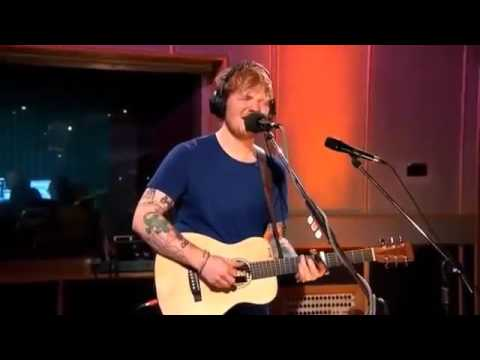 Ed Sheeran I See Fire Live BBC Radio 1.mp4
