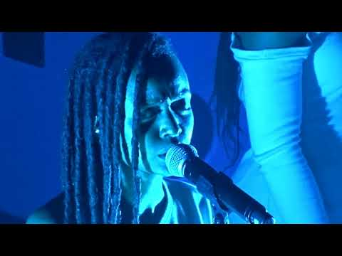Kelela - The High, Paradiso Noord 13-12-2017 (part 6)