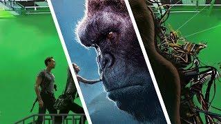 7 фильмов До и ПОСЛЕ спецэффектов