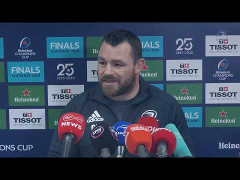 'Back-to-back games are mentally difficult' - Cian Healy | Northampton Saints v Leinster Rugby