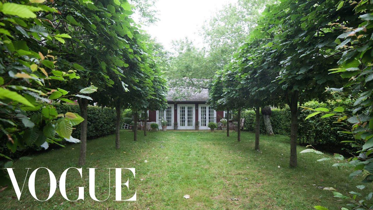 Pleaching Trees Mirandas Garden Vogue Youtube