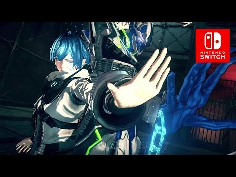 ASTRAL CHAIN - Launch Trailer/Available Now (Only Music)