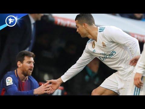 Cristiano Ronaldo Invite Lionel Messi à Le Rejoindre En Serie A   Revue De Presse
