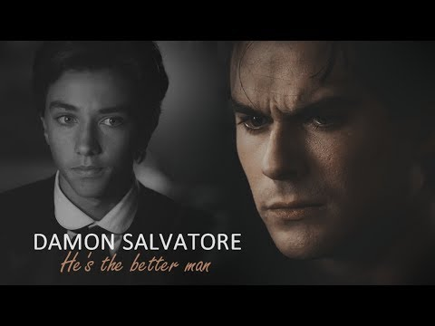 "Damon Salvatore Tribute | ""He's the better man."""