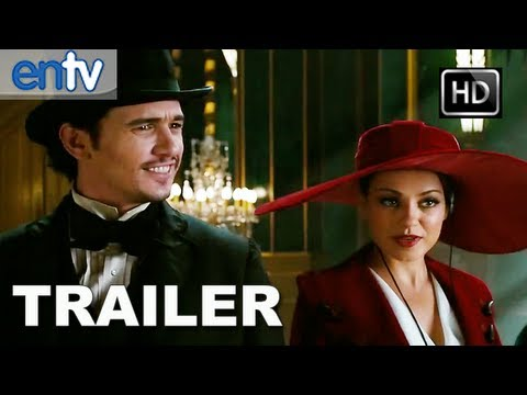 Download Oz the Great and Powerful Trailer #2 HD]: James Franco, Mila Kunis And Rachel Weisz