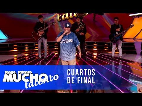 EL FLACO ELIZALDE ENCANTADO CON OREL RAMIREZ - CUARTOS DE FINAL TTMT 21
