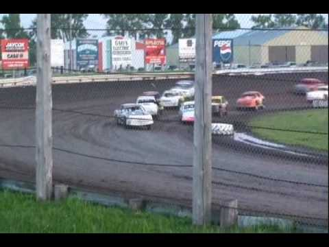 July 11, 2010 Nobles County Speedway