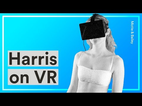 Virtual Realities — Sam Harris and Yuval Harari on VR and Finding Meaning in an Automated World