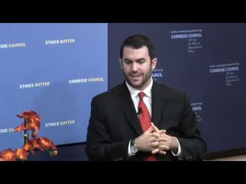 Global Ethics Forum Promo: A Conversation with David Keyes on Advancing Human Rights
