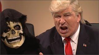 Dec,09 2016 Top 5 Donald Trump SNL SKITS