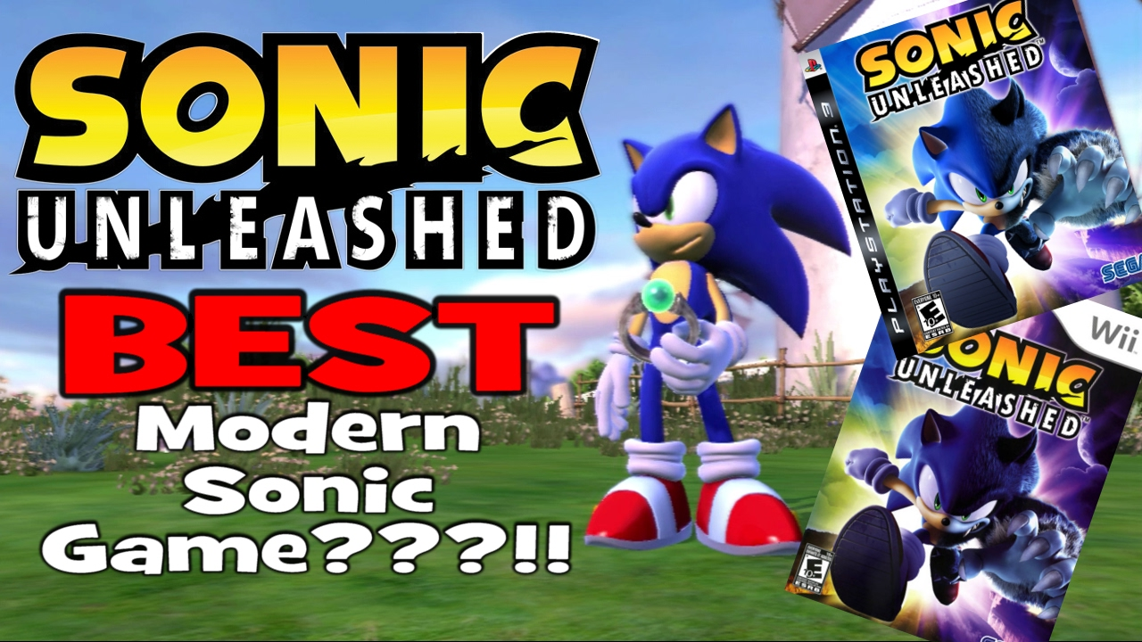 Sonic Unleashed Is Phenomenal Cooper S Perspective Youtube