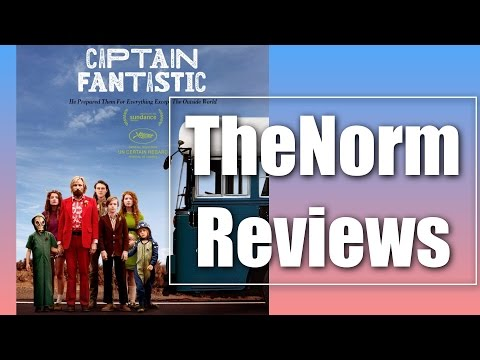 Captain Fantastic - TheNorm Reviews
