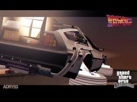 GTA San Andreas BTTF Mod Review