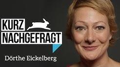 Kurz Nachgefragt: Dörthe Eickelberg / PETA