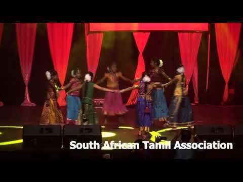 Kolattum Dance by SATA Kids
