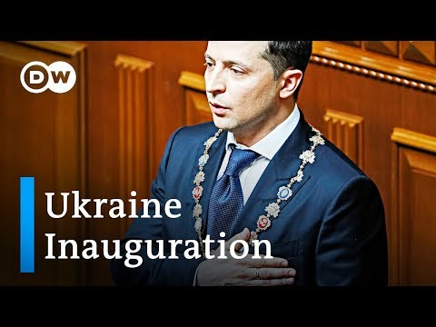 Ukraine: New President Zelensky disbands parliament upon inauguration | DW News