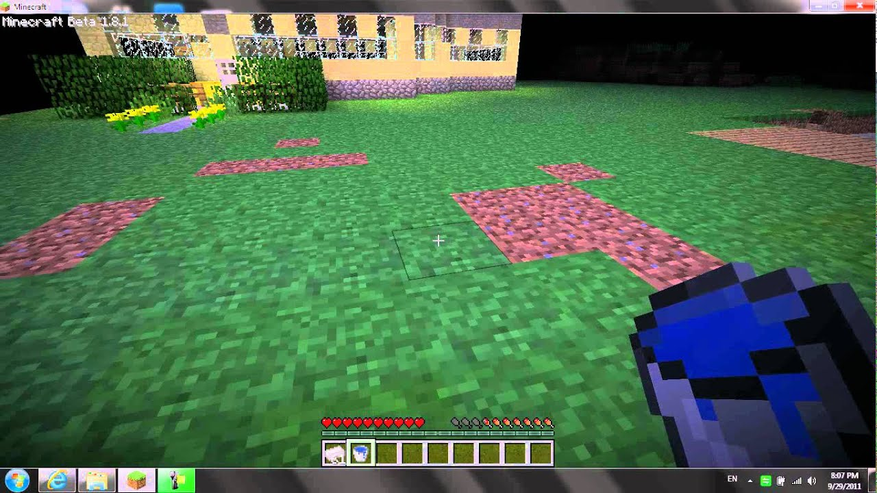 How to make water in minecraft 27