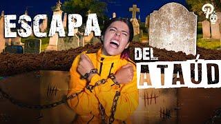 ESCAPA DEL CEMENTERIO ✝️ ANTES DE QUE SEA DEMASIADO TARDE  | LOS POLINESIOS RETO