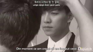 Lee Seung Gi(이승기) -  And Goodbye(그리고 안녕) [Romanian+Hangul+Romanization]