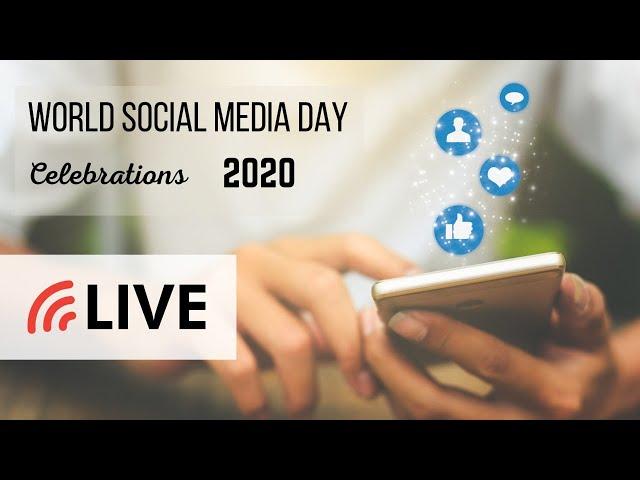 Social Media Day Celebration 2020 || Digital John