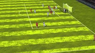 FIFA 14 iPhone モントリオール・インパクト VS トロントFC