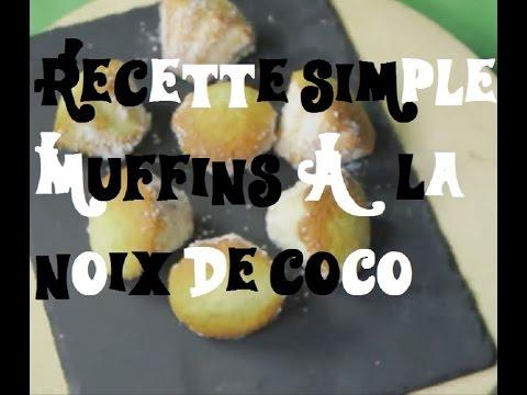 recette-simple-muffins-à-la-noix-de-coco-#-4