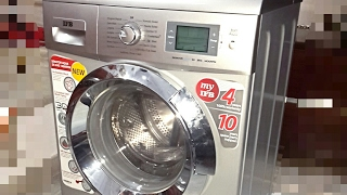 IFB Senator Aqua SX 8 KG Washing Machine Demo Part 2 by Akshay