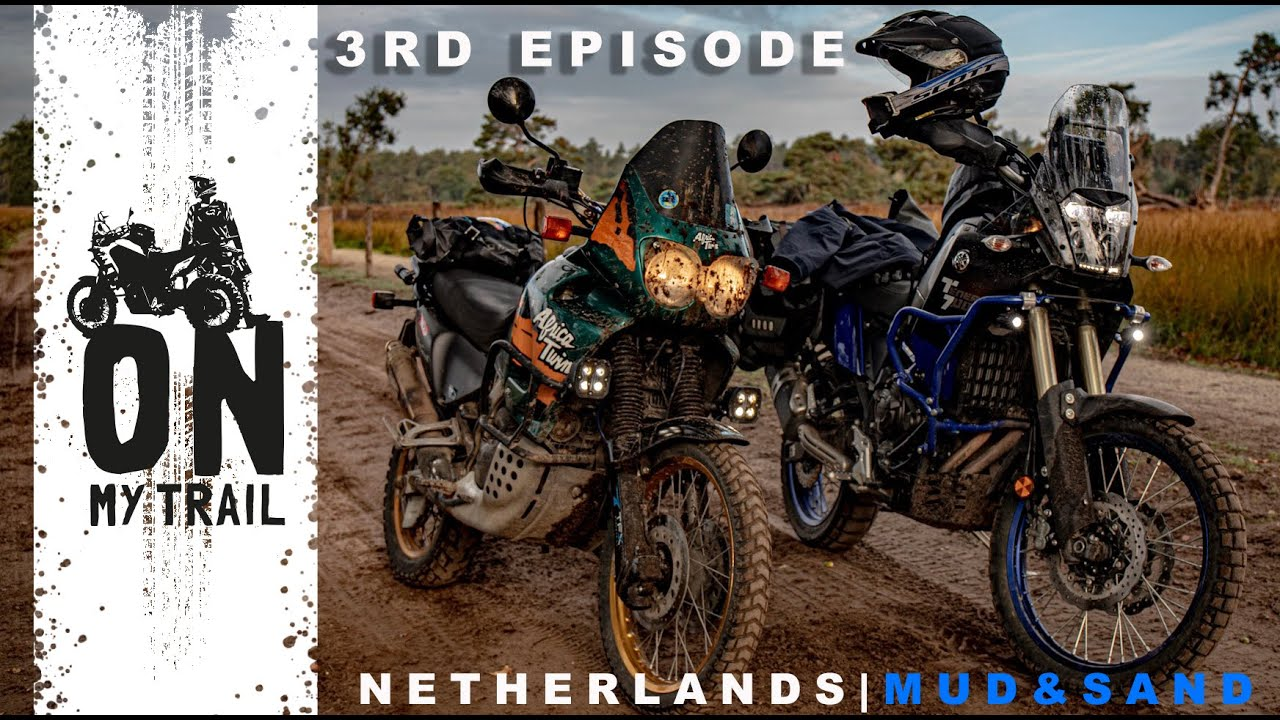 On My Trail | Mud and Sand | 3rd Episode #outbackmotortek #onmytrail