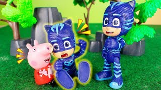 Peppa Pig Toys 🐷 Compilation 10 of Peppa Pig! 😮🎉😀