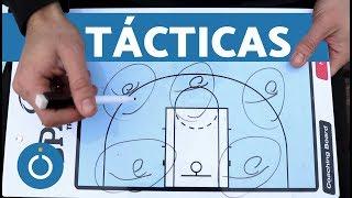 TÁCTICAS EN BALONCESTO - Tácticas OFENSIVAS y DEFENSIVAS