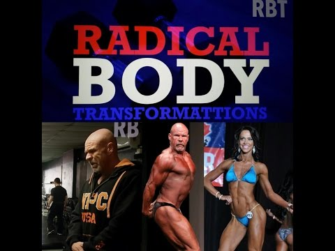 'Radical Body Transformation' Ep. 9 - Bullied to Bodybuilder + Shy Girl Blooms