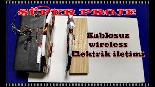 Kablosuz Elektrik İletimi