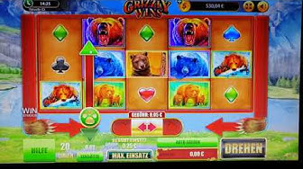 Online Casino Club - Book of Dead - Wolf Gold - Legacy of Egypt - Grizzly Wins - Wieder Eskalation