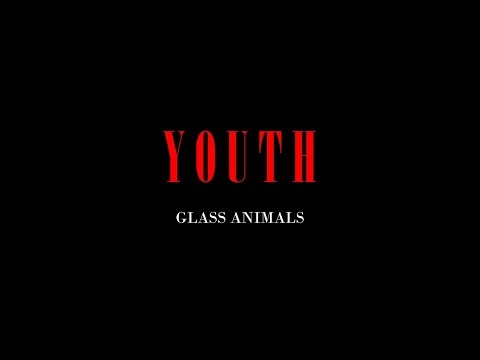 Youth (Glass Animals) || lyrics