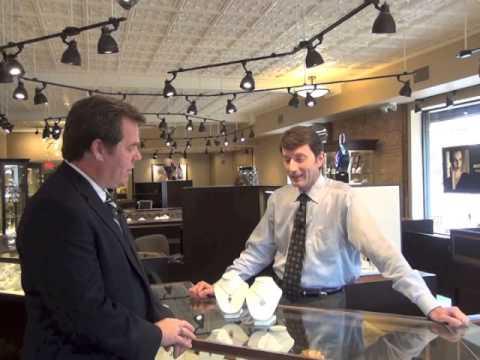 """Business Beat"" with Perlman Fine Jewelry - Geneva, IL"