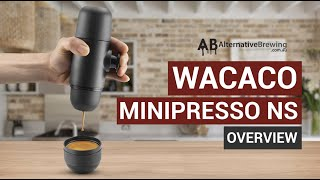 How to Use the Wacaco MiniPres…