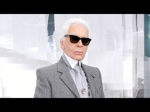 Karl Lagerfeld: A Look Back at the Iconic Designer's Legacy