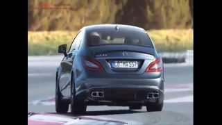 Mercedes cls 63 amg 2014 HD