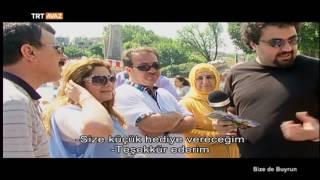 İstanbul'daki Turistlere Azerbaycan'ı Sorduk  - Bize de Buyrun - TRT Avaz
