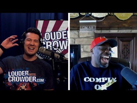 #BlackLivesMatter LIES! (Tommy Sotomayor Web Extended) | Louder With Crowder