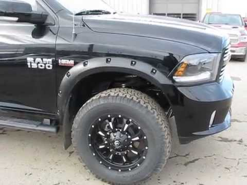 2015 ram 1500 sport crew lifted - Dodge Truck 2015 Lifted
