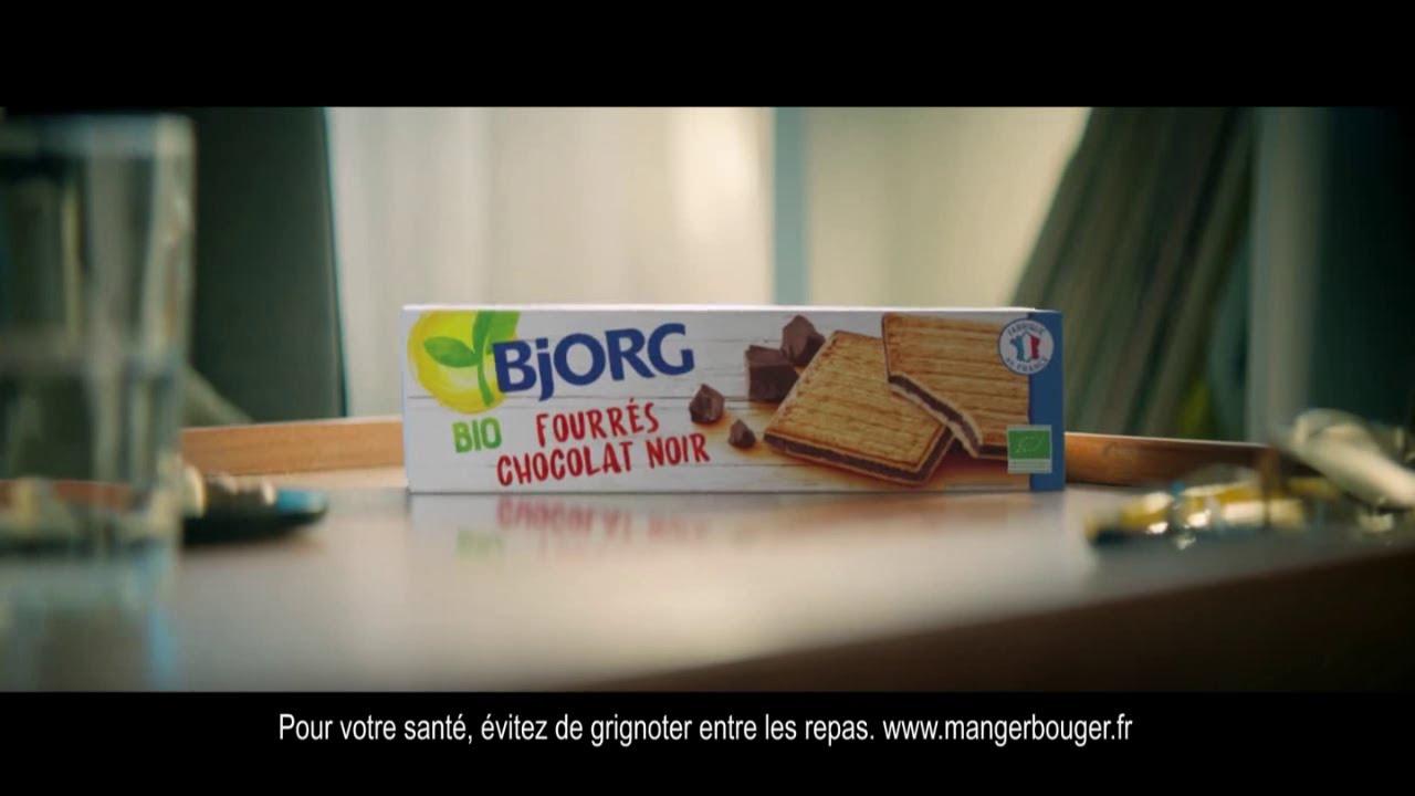 """Musique de la pub Bjorg Bio fourrés au chocolat noir """"Bjorg to Be Alive""""  2021"""