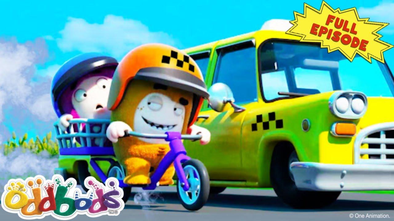 Oddbods   BARU   Slick Needs 5 Star Rating 🌟🌟🌟🌟🌟   EPISODE Lengkap   Kartun Lucu Untuk Anak An